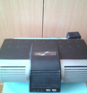 Ионный воздухоочиститель,с уфо лампой AIC-2100