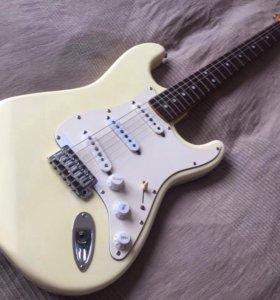Tokai Silver Star RW Olympic White Stratocaster