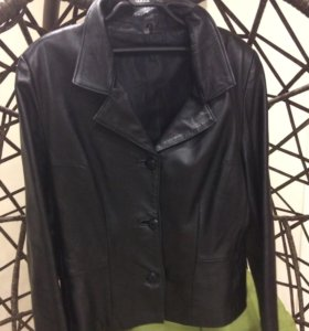 Куртка-пиджак нат.кожа