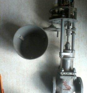 Задвижка с электроприводом д-25