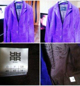 Жакет/пиджак вельветовый Riani