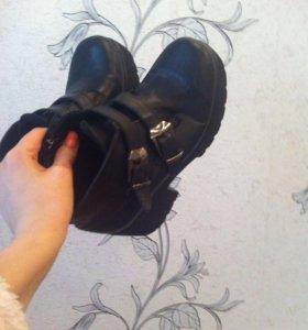 Демисезонная обувь натуральная