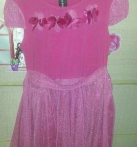 Платье размер 116