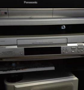 Видеомагнитофон Panasonic  NV SJ 205