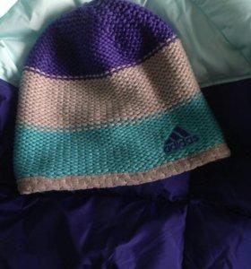 Adidas зимняя куртка