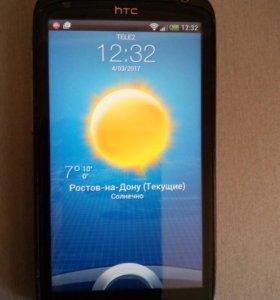 Смартфон HTC Sensation XE Z715e с Beats Audio Blac
