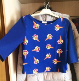 Блузка футболка кофточка