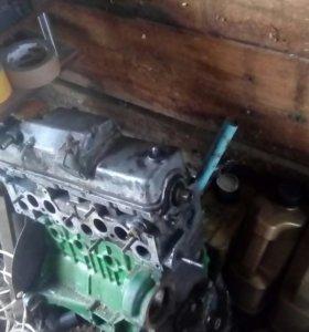 Двигатель 8 клапанный