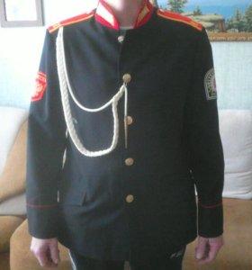Форма кадетская