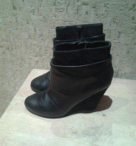 Ботинки 37