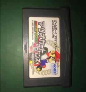 Катридж для Game Boy Advance