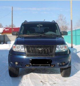 УАЗ патриот 2011г. Объём двигателя 2,7. Л/с 127