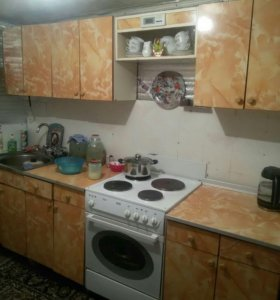 кухонный гарнитур для дачи + стол