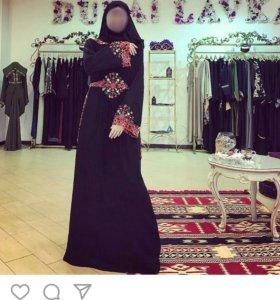 Абая, платье