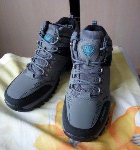 Новые зимние мужские кросовки