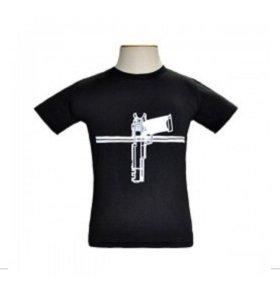 Размер 98 и 104 Новая футболка