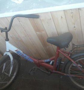 """велосипед """" Альтатир"""""""