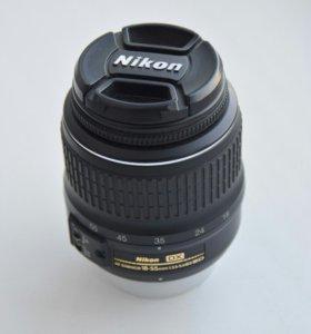 AF-S DX Zoom-Nikkor 18-55 f/3.5-5.6G ED II