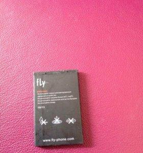 Батарея (аккумулятор) на телефон Fly BL4017