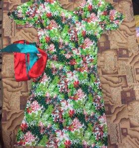 Платье, б/у. 44 размер