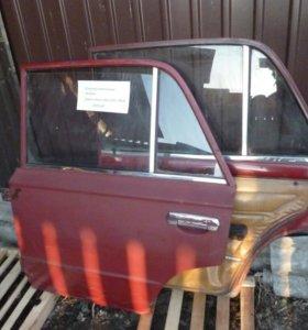 Задние двери на ВАЗ 2101 74г
