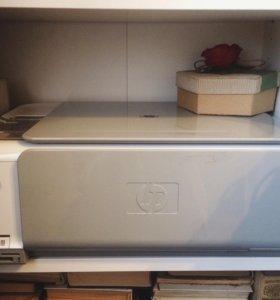 Принтер, сканер и копир HP C3100