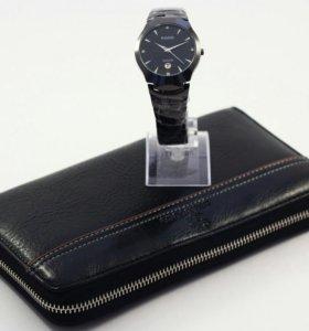 Часы RADO + Портмоне Bradford