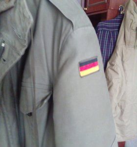 Куртка-парка ( бундесфер)