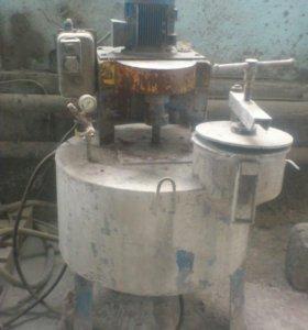 Пеносмеситель турбулентный ОВЭ-4