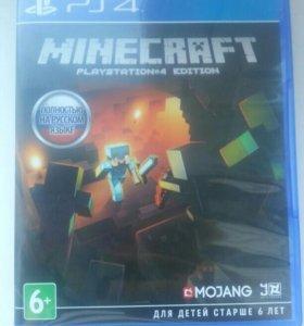 MINECRAFT EDITION для Playstation 4