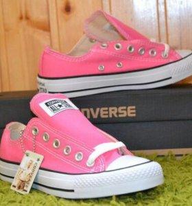 Кеды Converse Pink