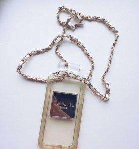 """Чехол """"Chanel"""" на IPhone 5/5s💕"""
