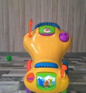 Каталка-ходунки машинка Playskool Hasbro 2в1