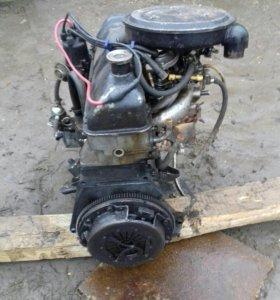 Двигатель на машину