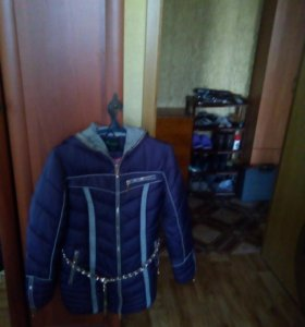 Куртка осень- весна