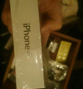 Коробка от IPhone 4 32gb