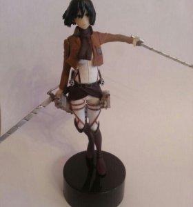 Аниме фигурка Mikasa Ackerman