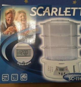 Пароварка Scarlett sc-1142