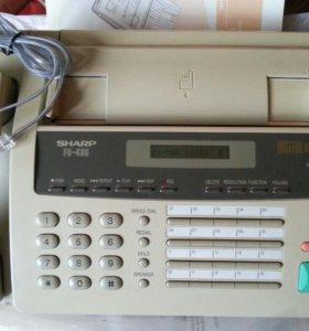 Телефон. Цифров.автоотв. Факс SHARP