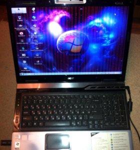 Ноутбук acer aspire 9513wsmi