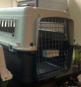 Клетки для перевозки животных