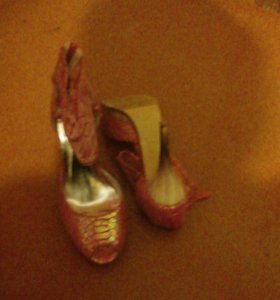 Туфли даром