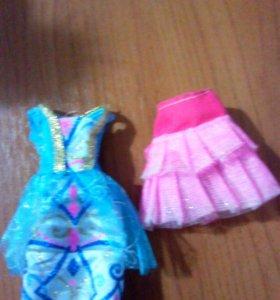 Платье и юбка комплект