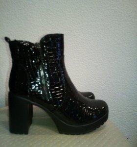 Новые ботиночки.удобные.