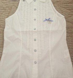 Блузка для девочки 10,11 лет Италия