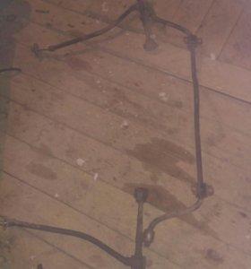 Рычаги передней подвески приора