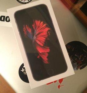 Запечатанный iPhone 6s 32gb