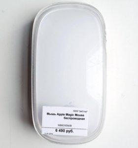 Мышь Apple Magic Mouse (MB829ZM/B)