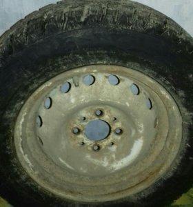 Шины размер13 зима,4 колеса