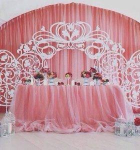 Декор свадеб, праздников